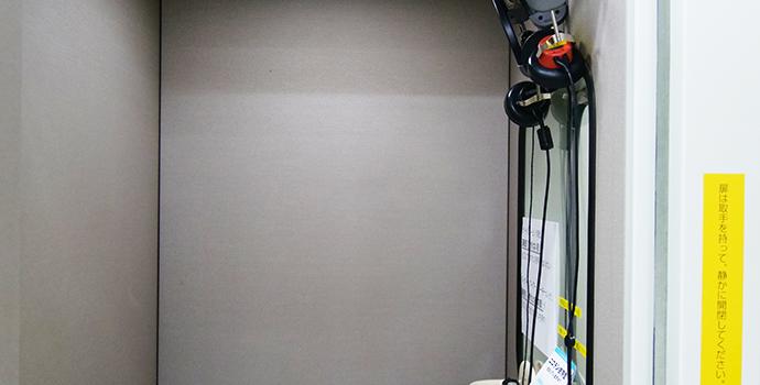 聴力検査装置、防音室